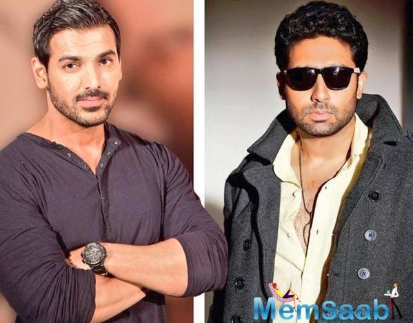 John Abraham and Abhishek Bachchan — the hit pair of Dostana, will soon be seen sharing screen space once again. Not in a sequel to their 2008 film, though.