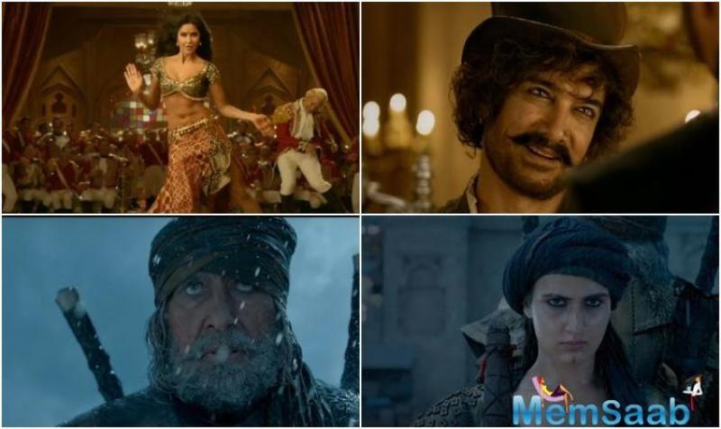 Starring Katrina Kaif, Amitabh Bachchan and Fatima Sana Shaikh, Thugs Of Hindostan will etch a special place in your heart.