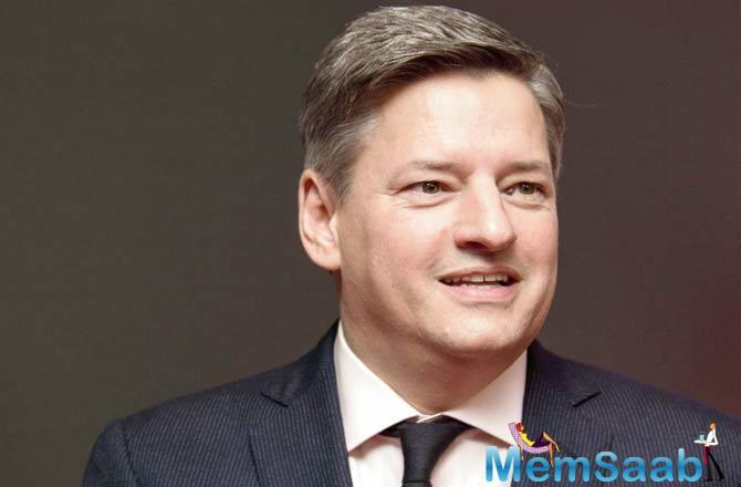 Reiterating a zero-tolerance policy on sexual harassment matters at Netflix, Sarandos said,
