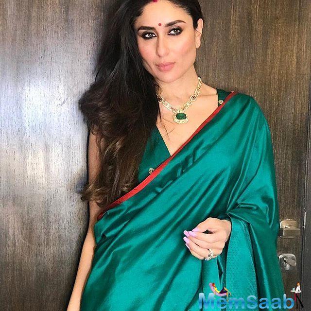 On the professional front, she was recently seen in Ekta Kapoor's Veere Di Wedding.