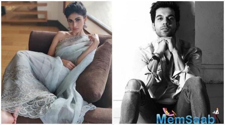 Rajkummar Rao has wrapped up the first schedule of his upcoming movie 'Made In China', which also stars Mouni Roy.