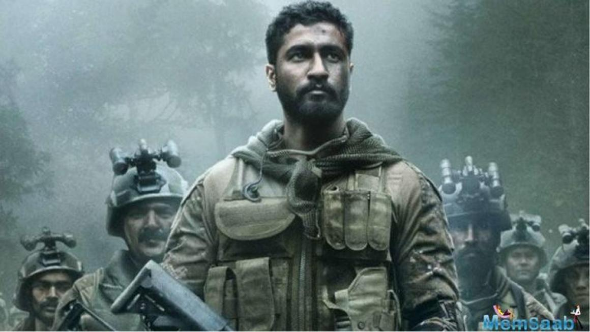 Uri also features Paresh Rawal, Yami Gautam and popular TV actor Mohit Raina, who is making his feature film debut, in key roles.