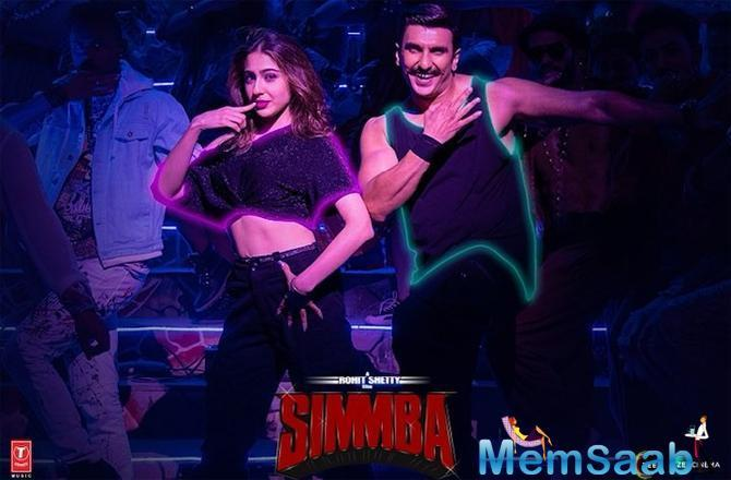 While Ranveer has already floored everybody with his on-screen avatar in the trailer, we certainly can't wait to watch Sara as Simmba's love interest.