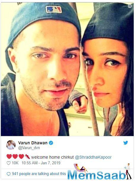 Varun received the best reviews of his career in October, while Katrina was featured in back-to-back duds, Thugs of Hindostan and Zero.