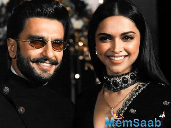 On the show, Ranveer was asked what are the three things he could not do since he was now married.