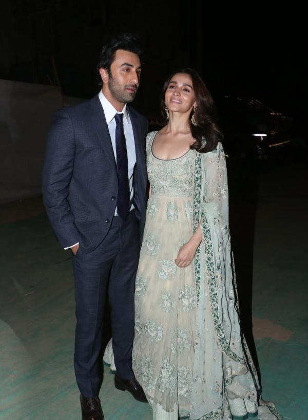 Meanwhile, Ranbir celebrated Christmas with Alia and her family before heading for the annual Kapoor Christmas lunch.