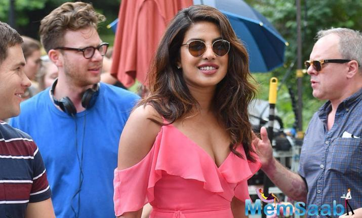 One of the prominent Bollywood directors here wonders why Priyanka is investing her talent in such inconsequential roles in Hollywood.