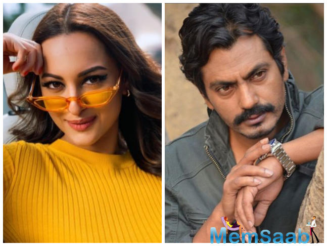 Now ready for his first full-length feature film Bole Chudiyan, Shamas is ready with his cast, featuring Sonakshi Sinha opposite his powerhouse brother.