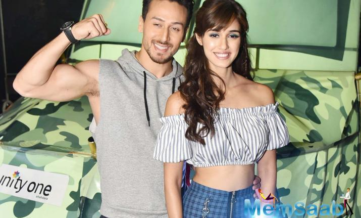 There isn't the slightest doubt that the actor has set himself up with some ambitious projects, but when it comes to the ambitions of the heart, he chooses to tease rather than confirm his relationship with former co-star Disha