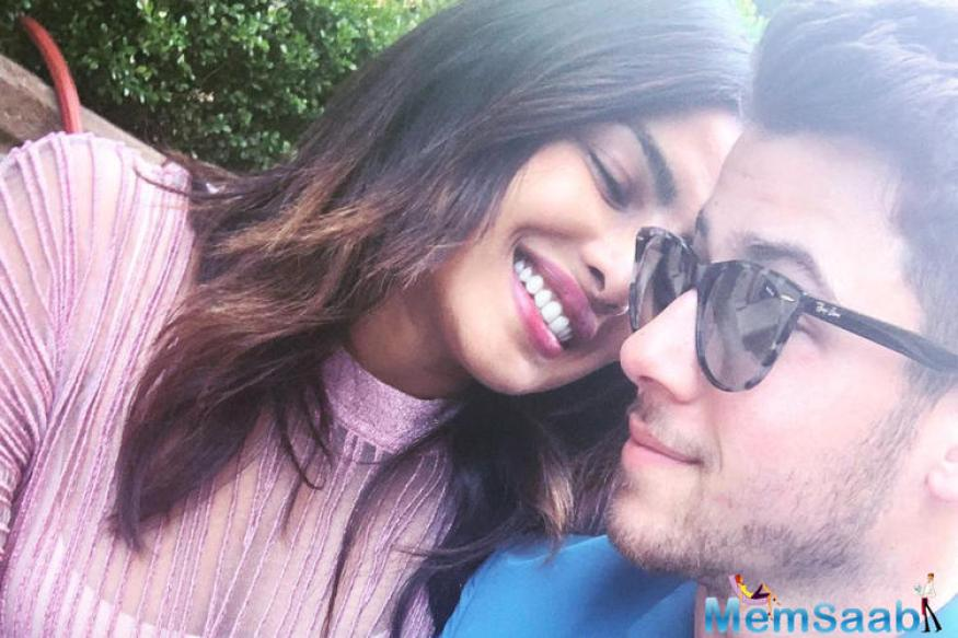 Priyanka Chopra celebrated her first Easter with husband Nick Jonas on Sunday. The couple, who got married in December last year, ditched their busy schedules to enjoy the festival with the Jonas family.