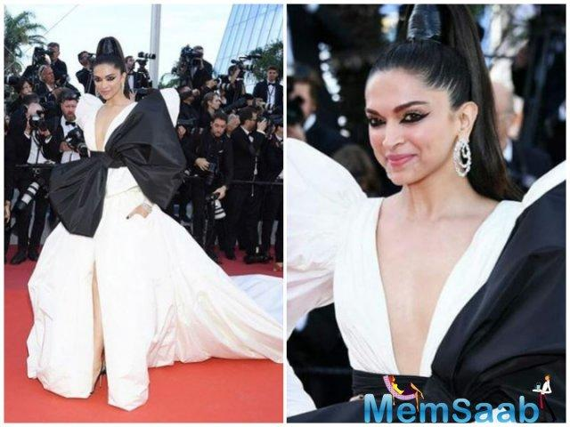 Featuring in the list of the most influential global icons, Deepika Padukone sure knows how to give us the dose of drama along with her omnipresent poise.