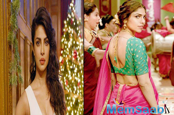 When it comes to the factors that went behind her praise-worthy act in Bajirao Mastani, a close second to Priyanka Chopra Jonas's acting prowess would be her apt resemblance to a Maharashtrian woman.