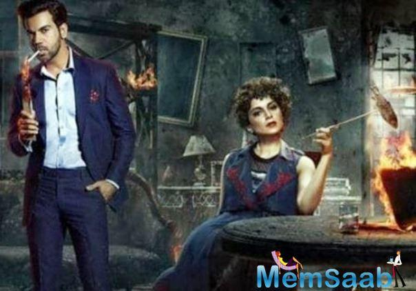Kangana Ranaut and Rajkummar Rao's Mental Hai Kya has been in the news for quite some time now.