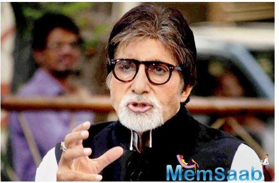 Amitabh Bachchan — who had worked with the auteur in The Last Lear (2007) — has not only agreed to unveil the film's poster, but has also recorded a special video message remembering the gifted filmmaker.