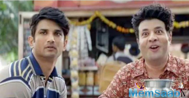 The story begins as an attempt by Annirudh (Sushant Singh Rajput) and Maya (Shradha Kapoor) to save their son Raghav who attempts suicide by succumbing to the pressure of not clearing his engineering entrance exam.