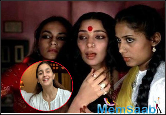 A day ago, the veteran actress of Bollywood Shabana Azmi shared a beautiful throwback picture of herself along with actress Soni Razdan and late actress Smita Patil from their 1983 film 'Mandi'.