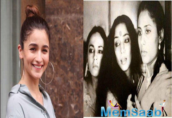 Meanwhile, the mother-daughter duo recently worked together in Meghna Gulzar's film 'Raazi'. Alia is currently working with dad Mahesh Bhatt on 'Sadak 2'.