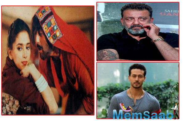 Dutt made the news official while interacting with the media recently.