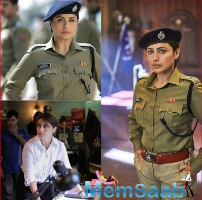 Rani Mukerji's Shivani Shivaji Roy in Pradeep Sarkar's Mardaani was a cop that could give Chulbul Pandey and Bajirao Singham a run for their money.