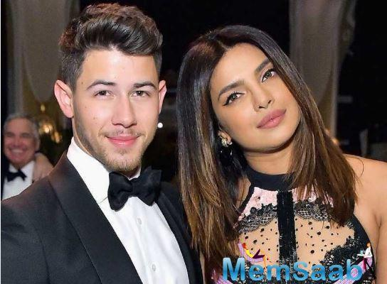 Not only that but Priyanka even opened up about her hubby Nick and the kind of response her film 'The Sky Is Pink' received at the Toronto Film Festival.
