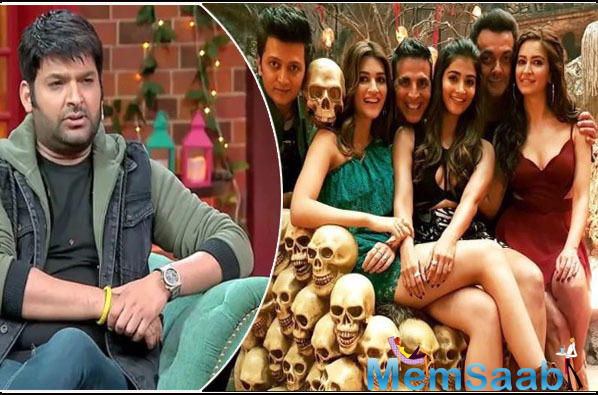 Keeping Akshay's request in mind, Kapil asked his crew to report on the sets by 4 am, while his team members are expected to reach by 5 am.