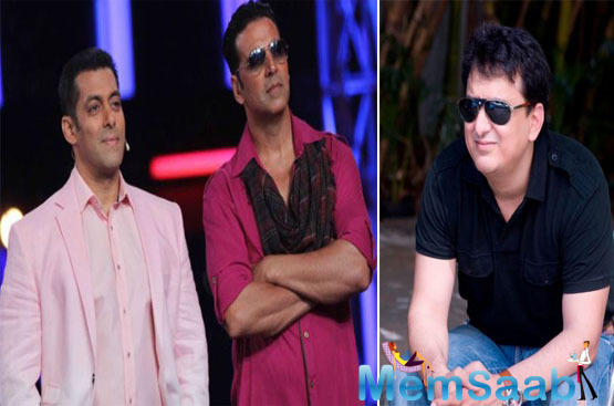 That after 'Jeet', 'Judwaa', 'Har Dil Jo Pyaar Karega', 'Mujhse Shaadi Karogi', 'Jaan-E-Mann' and 'Kick', Salman Khan and Sajid Nadiadwala are teaming up for the seventh time for the Kick sequel.