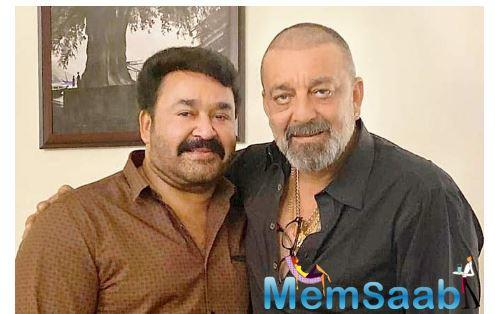 Currently, Sanjay Dutt is shooting for the Kannada film, KGF: Chapter 2