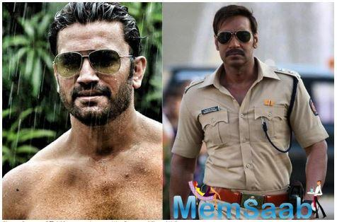 The actor also heaped praises on Ajay.