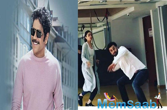 Now, we have learnt that Nagarjuna also has a special turn in the fantasy action-adventure. He plays an archaeologist and has already shot in Varanasi in June.