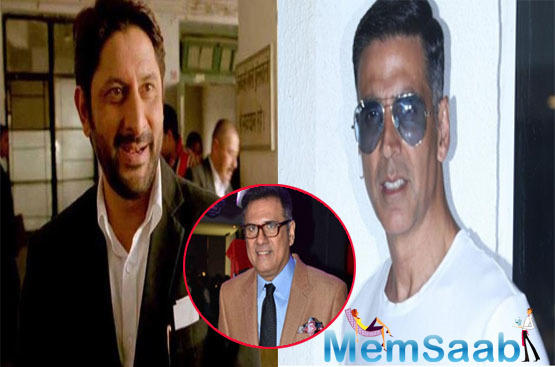 Kapoor, who has made Jolly LLB with Arshad Warsi and Jolly LLB 2 with Akshay Kumar, has the script of his third part ready.