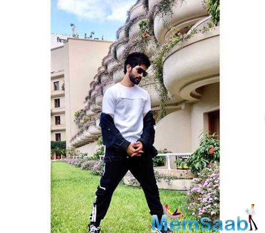 Even before the release of his debut film, Yeh Saali Aashiqui, Vardhan has already become a celebrated name in the industry that certainly speaks volumes for the young promising actor.