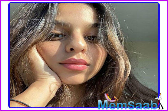 Suhana is currently studying filmmaking in New York. A few days back, Gauri went to drop Suhana at her college. She shared a video, where Suhana was seen climbing the stairs of her new college.