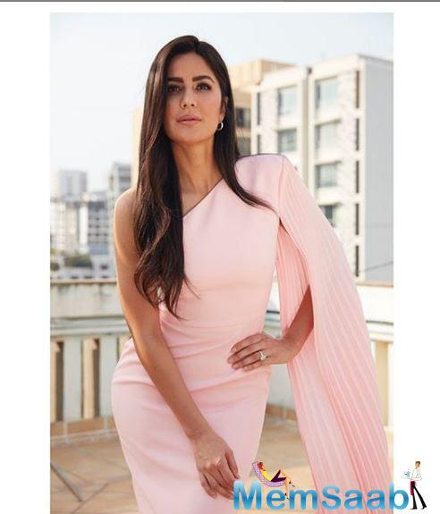 So far, Katrina's career has been under a cloud ever since her relationship with Ranbir Kapoor ended.