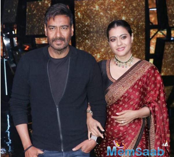 When Devgn gave his nod to play the brave Maratha general in the Om Raut-directed venture, the actor-producer could not envision anyone but Kajol to play his better half on screen.