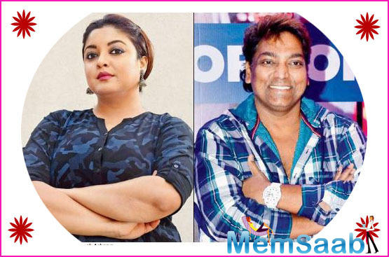 Tanushree also warned the film industry people saying that if they don't stay away from Ganesh Acharya, their own reputation will also be tarnished because many more youngsters will open up against him in the future.