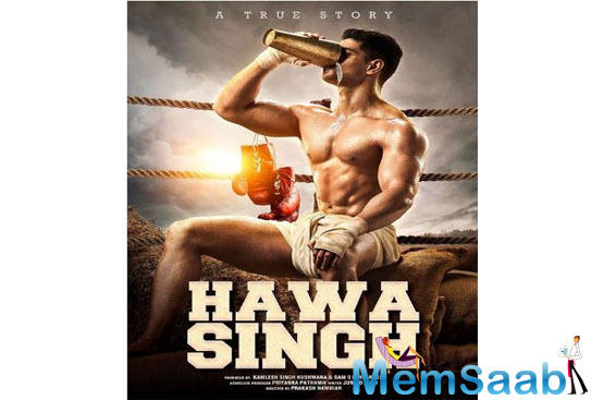 Based on the true story of the iconic heavyweight boxer, Hawa Singh directed by Prakash Nambiar and it will be produced by Sam S Fernandes and Kamlesh Singh Kushwaha.