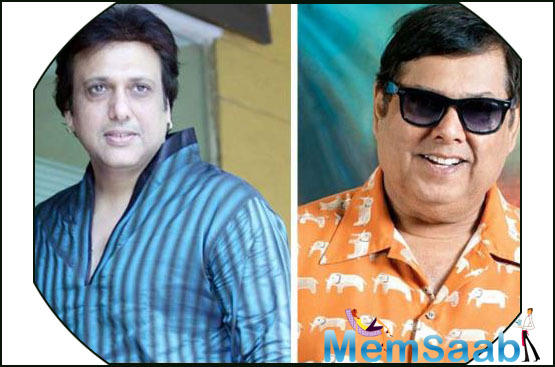 Currently, David Dhawan is remaking his own 1990s' hit Coolie No 1 with his son Varun Dhawan.