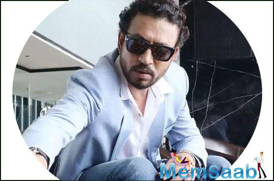 Reports suggest that Irrfan would be taking a health break after Angrezi Medium.