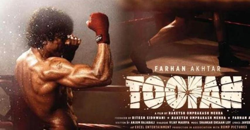 The actor will be playing a boxer in the film