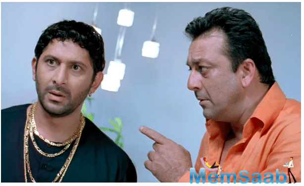 'Munna Bhai M.B.B.S' was one of the most successful films and even today, it has a relevance of its own which resonates with the audience deeply.