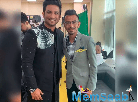 Well, Sushant had a special connection with Cricket.
