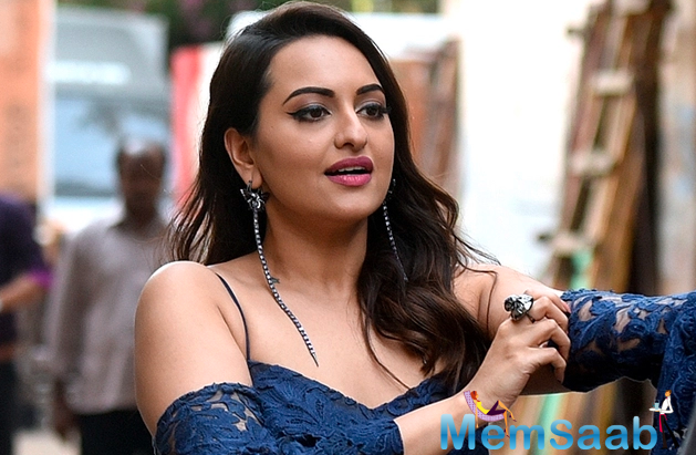 Besides this film, Sonakshi Sinha will next be seen in Bhuj: The Pride Of India alongside Ajay Devgn.