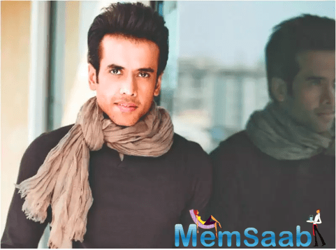 Tusshar plays a badass police officer who will go to any length to get his job done.