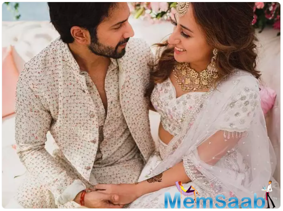 Varun Dhawan and Natasha Dalal tied the knot in a low-key wedding on January 24 and marked the first Bollywood wedding of 2021.