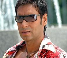Ajay Devgan Sexy Face Stylist Photo