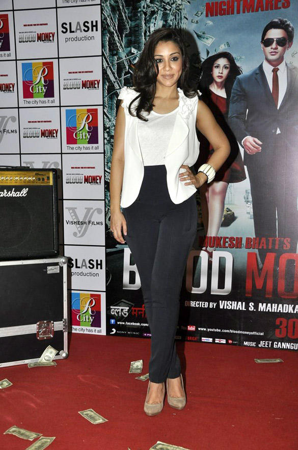 Amrita Puri at R City Mall For Motion
