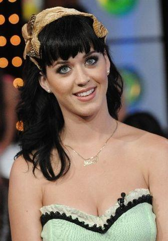 Beautiful Katy Perry Sweet Smile Pic