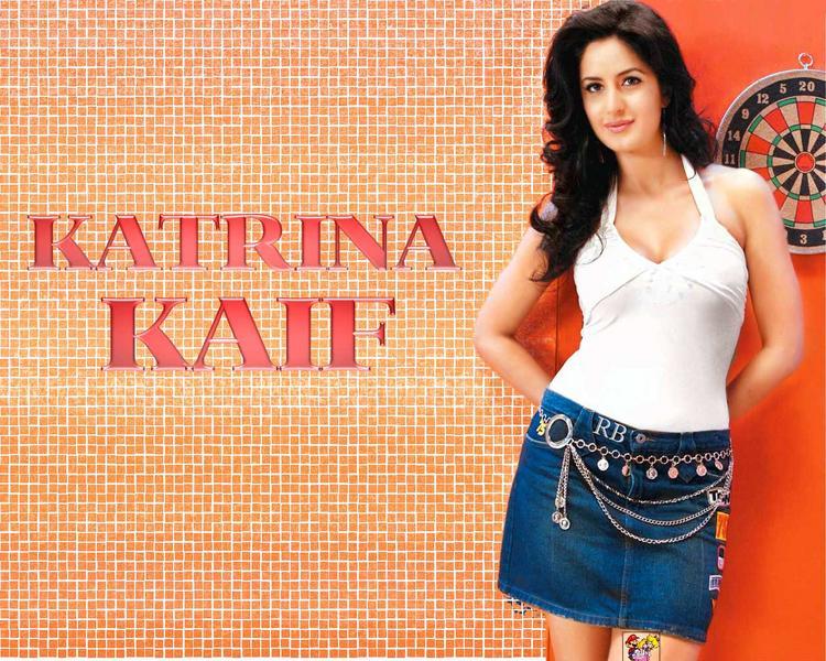 Bolly Beauty Katrina Kaif Wallpaper