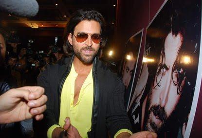 Bollywood Heartthrob Hrithik Roshan Pic