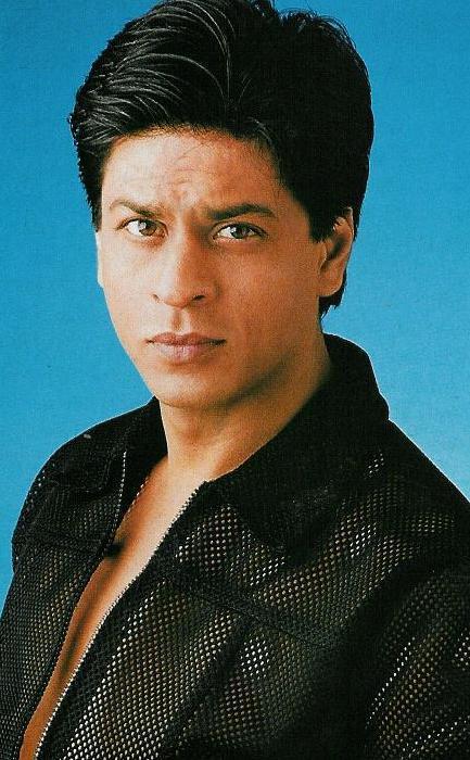 Bollywood Heartthrob Shahrukh Khan Wallpaper